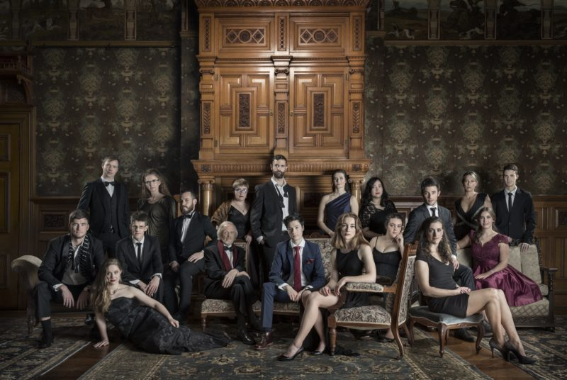 Chorkonzert Australian Chamber Choir - By the waters of Babylon
